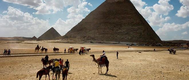 voyage organisé -Egypte-