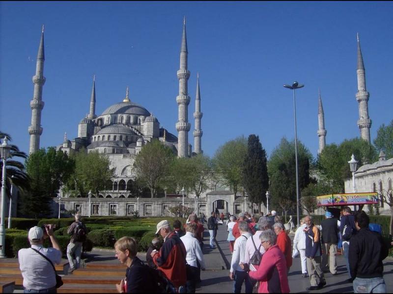 voyage organisé -istambul-